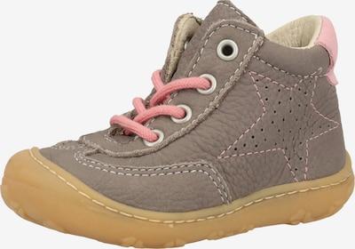 Pepino Chaussure basse en gris / rose, Vue avec produit