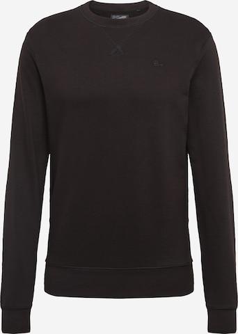 Petrol Industries Sweatshirt i svart