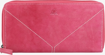 GREENBURRY Geldbörse in Pink