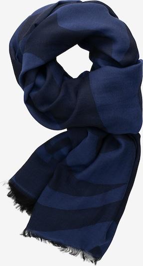 ETERNA Schal in blau / dunkelblau, Produktansicht