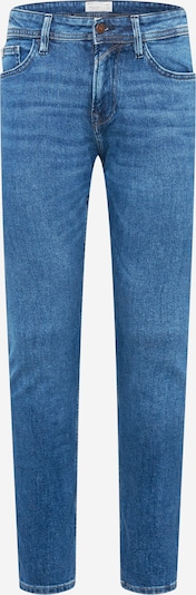 TOM TAILOR DENIM Jeans in blue denim / hellgrau, Produktansicht