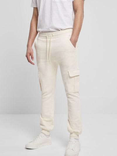 Pantaloni cu buzunare Urban Classics pe nisipiu, Vizualizare model