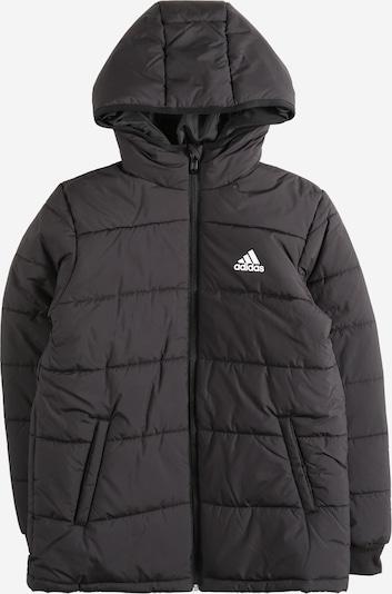 ADIDAS PERFORMANCE Sportska jakna u crna / bijela, Pregled proizvoda