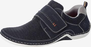 Sneaker low '7550' de la RIEKER pe albastru