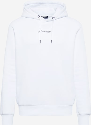 JACK & JONES Sweatshirt i vit, Produktvy