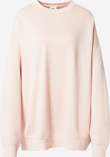 Nike Sportswear Sweater majica 'W NSW ESSNTL CLCTN FLC OOS CRW' u koraljna, Pregled proizvoda