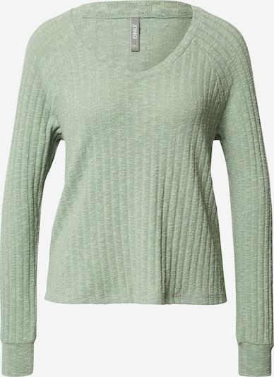 ONLY Shirt 'Polli' in hellgrün, Produktansicht