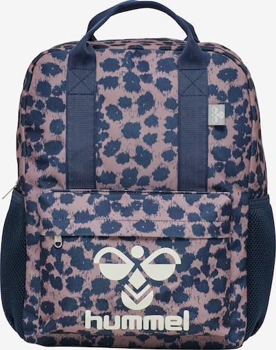 Hummel Backpack in Dark blue / Pink / White, Item view