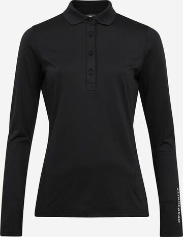 J.Lindeberg Performance Shirt 'Tour Tech' in Black