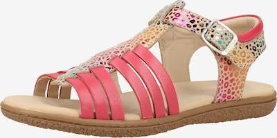 KICKERS Sandale in pink, Produktansicht