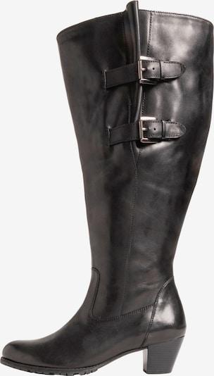 Ulla Popken Laarzen in de kleur Zwart, Productweergave