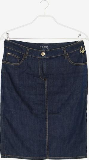 Armani Jeans Skirt in M-L in Blue denim, Item view