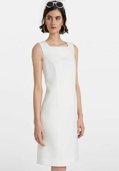 Uta Raasch Kleid Ärmellos in weiß, Modelansicht