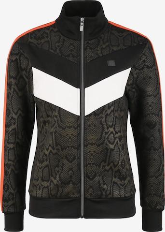 FILA Between-Season Jacket 'PANDORA AOP' in Black
