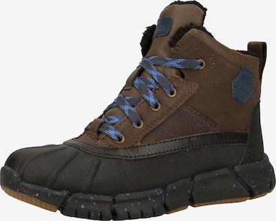 GEOX Laarzen in de kleur Blauw / Bruin / Zwart, Productweergave