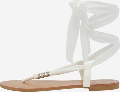 APART Sandaletten in weiß, Produktansicht