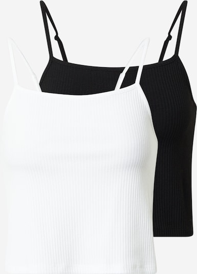 ONLY Top 'LARRA' in Black / White, Item view