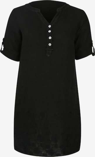 Paprika Kleid in schwarz, Produktansicht