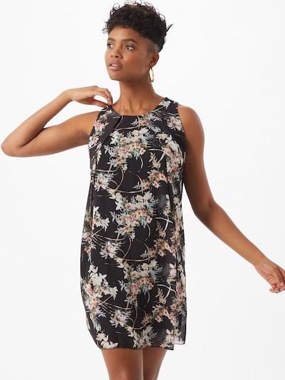 fekete Sublevel Nyári ruhák, Modell nézet