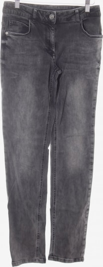Betty Barclay Straight-Leg Jeans in 25-26/32 in dunkelgrau: Frontalansicht