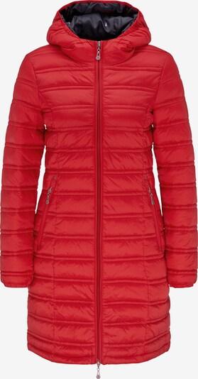 DreiMaster Maritim Wintermantel in de kleur Rood, Productweergave