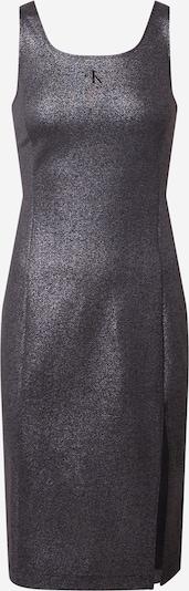 Calvin Klein Jeans Kleid 'Milano' in silber, Produktansicht