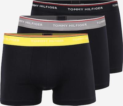 Boxeri Tommy Hilfiger Underwear pe albastru noapte / galben neon / gri / alb, Vizualizare produs