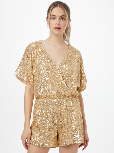 Molly BRACKEN Overall in gold, Modelansicht