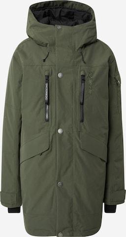 Didriksons Outdoor jacket 'ARI' in Green