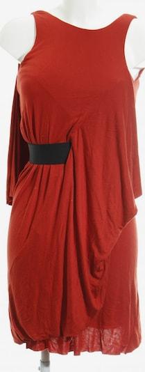 COS Minikleid in XS in rot / schwarz: Frontalansicht