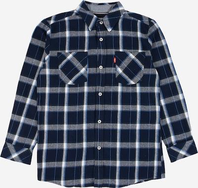 Dalykiniai marškiniai iš LEVI'S , spalva - mėlyna / tamsiai mėlyna / pilka / balta, Prekių apžvalga