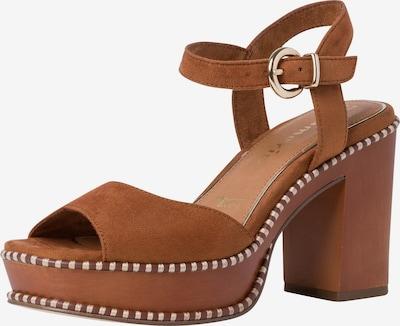 Sandalo TAMARIS di colore caramello, Visualizzazione prodotti