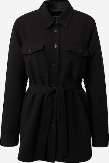 OPUS Jacke 'Halola' in schwarz, Produktansicht