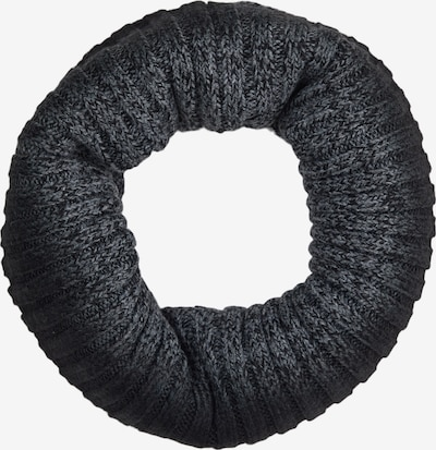 s.Oliver Écharpe en gris chiné / noir, Vue avec produit