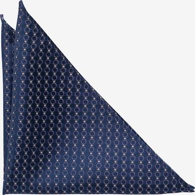 ETERNA Einstecktuch in blau / lila, Produktansicht