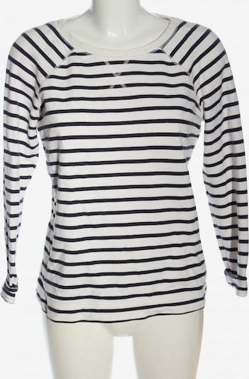 Boden Sweatshirt in M in schwarz / weiß, Produktansicht