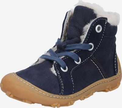 Pepino Stiefelette in nachtblau, Produktansicht