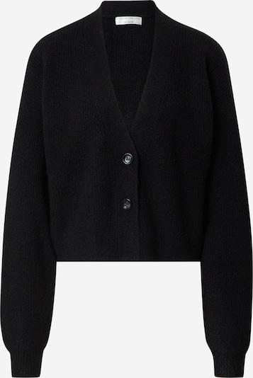 Guido Maria Kretschmer Collection Strickjacke 'Nathalie' in schwarz, Produktansicht