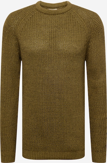 Redefined Rebel Sweater 'Tony' in Olive, Item view