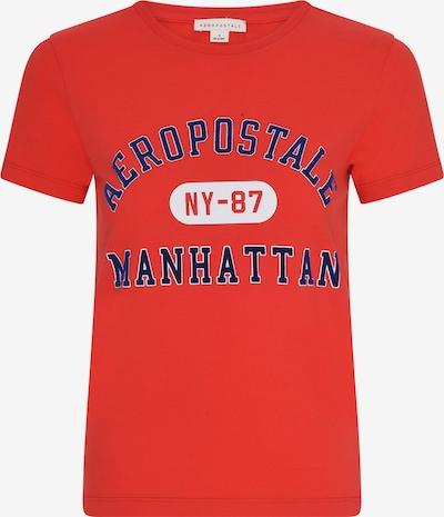 kék / piros / fehér AÉROPOSTALE Póló 'Manhattan', Termék nézet