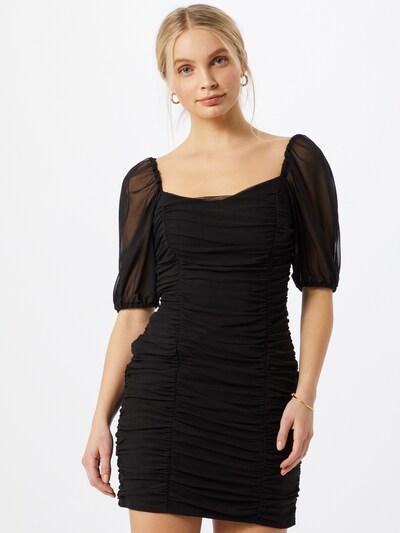 Miss Selfridge Kleid in schwarz, Modelansicht