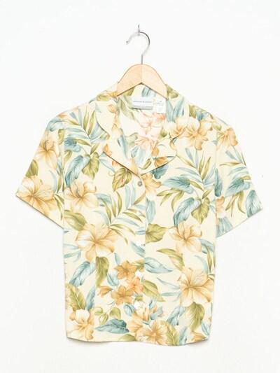 Alfred Dunner Hawaiihemd in S-M in pastellgelb, Produktansicht