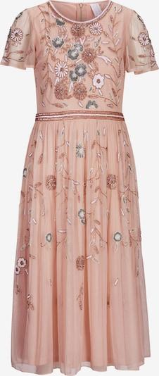 heine Kokteilové šaty - ružová / strieborná / biela, Produkt