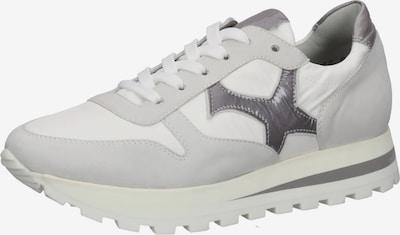 PETER KAISER Sneakers laag in de kleur Grijs / Wit, Productweergave