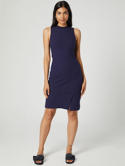 Guido Maria Kretschmer Collection Kleid 'Cleo' in blau, Modelansicht