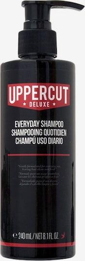 Uppercut Deluxe Haarshampoo 'Everyday' in rot / schwarz / weiß, Produktansicht