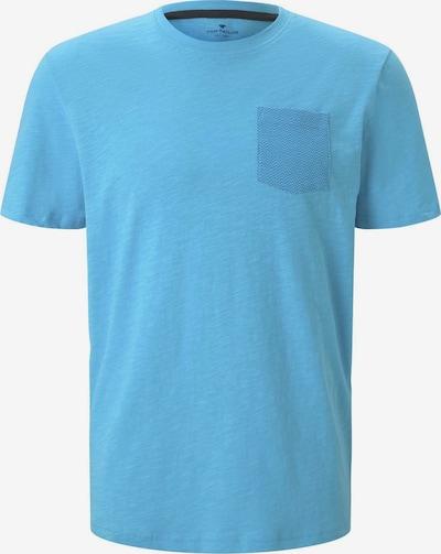 TOM TAILOR Shirt in de kleur Hemelsblauw, Productweergave