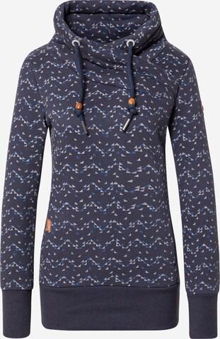 Sweat-shirt 'NESKA' Ragwear en bleu