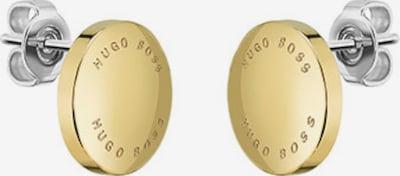 BOSS Casual Boucles d'oreilles en or / argent, Vue avec produit