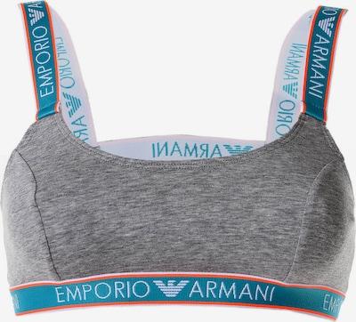 Emporio Armani Bustier in grau, Produktansicht